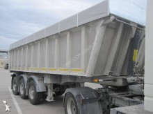 Leciñena construction dump semi-trailer
