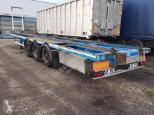 Samro gas carrier flatbed semi-trailer