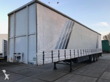 Jumbo tautliner semi-trailer
