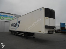 Chereau Frigo - 2m70 height - multitemp semi-trailer