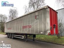 Fruehauf Tautliner Disc brakes semi-trailer