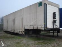 Omar tautliner semi-trailer