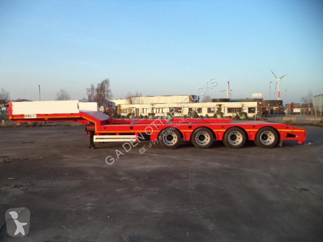 Voir les photos Semi remorque Ozgul L13 60 Ton Lowbed (New)