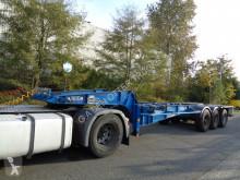 半挂车 集装箱运输车 Van Hool