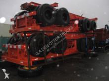 naczepa do transportu kontenerów YTO