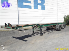 semi remorque Pacton Container Transport
