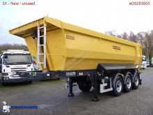 semirremolque Ozgul Tipper trailer 28 m3 / new/unused