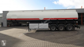 used chemical tanker semi-trailer