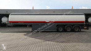 Schrader chemical tanker semi-trailer