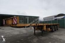 semi remorque Nooteboom OVB-55 VV - Plattform - 3 x Lenkachse - TELESKOP