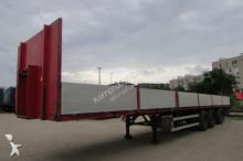 ES-GE TELESATTEL - TELESKOPIERBAR - 1 x LENKACHSE semi-trailer