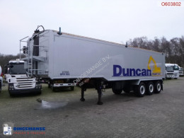 Fruehauf Tipper trailer alu 51m3 semi-trailer