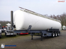 semi remorque nc Powder tank alu 63 m3 (tipping)