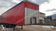 Schmitz Cargobull Curtainsider Standard Side door obe strane semi-trailer