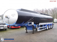 trailer onbekend Fuel / heavy oil tank alu 45 m3 / 1 comp + pump