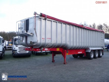 semi remorque Fruehauf Tipper trailer alu 57 m3