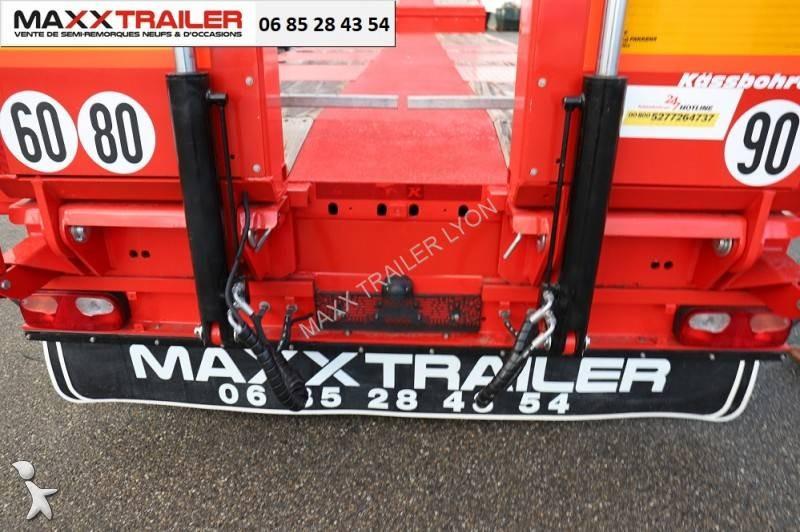 Kässbohrer DISPO SUR PARC heavy equipment transport