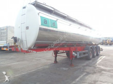 Berger tanker semi-trailer