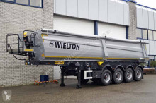 semi reboque Wielton NW 4 4 AXLE TIPPER TRAILER (5 units)
