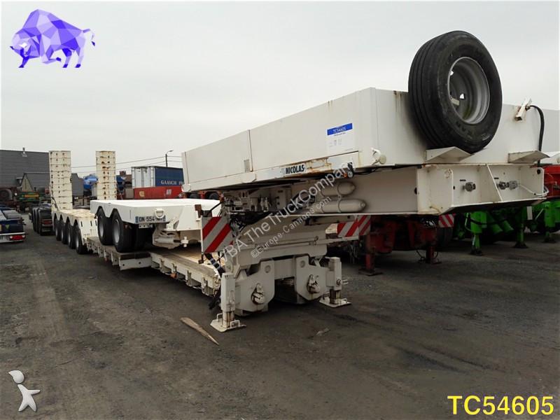 Nicolas Low-bed semi-trailer
