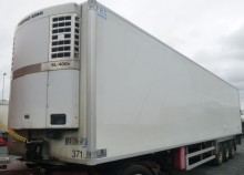 Lecapitaine mono temperature refrigerated semi-trailer
