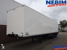 Chereau RO12 02B box semi-trailer