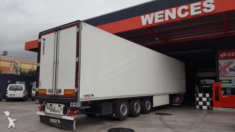 Schmitz Cargobull Frigorífico semi-trailer