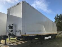 semi remorque Krone 3 essieux RIDEAU FIT - Mines 10/2018