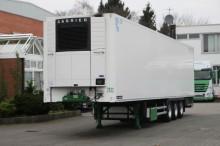 Lamberet Lamberet Carrier Vector 1850MT + Eléctrico + Eje elevable + FRC semi-trailer