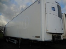 Chereau double deck refrigerated semi-trailer