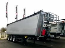 Schmitz Cargobull SKI Année 2018 - nouvelle bennes SCHMITZ 52m3 portes universelles avec châssis plus bas de 16 cm -Dispo sur parc début aout semi-trailer