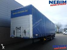 Schmitz Cargobull SPR 27/2000 Pritsche / Plane semi-trailer