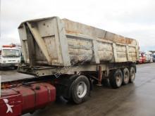 Krone NDZY837 (FULL STEEL SUSPENSION) semi-trailer