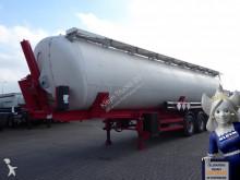Spitzer SK2460 GGVS 60M3 TIPPERUNIT 24V semi-trailer