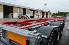 semiremorca transport containere Fruehauf