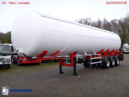 n/a Gas tank steel NEW 57 m3 BPW semi-trailer