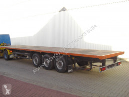 Schmitz flatbed semi-trailer
