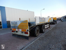 KWB 95/3887 BPW / Crane-trailer / Steering axle semi-trailer