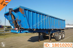 MOL 26 cub in steel semi-trailer