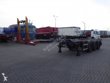 Contar container semi-trailer