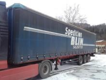 Schwarzmüller SPA 3/E Coilmulde verbreiterbat BPW Scheibenbremde Edscha semi-trailer