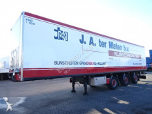 Van Eck BEESD ISO-Koffer, 2 Lenkachsen, BPW+Scheibe, Zentralschmierung semi-trailer