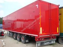 Knapen KT01 K100 Schubboden/Trennwand (Luftfederung) semi-trailer