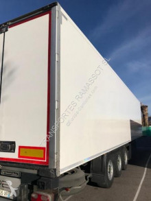 Lamberet SR2 MONO TEMPERATURA CARRIER 1300 7500 HORAS semi-trailer
