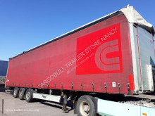 trailer Fliegl Curtainsider Standard