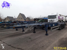 Van Hool Container Transport semi-trailer