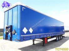 Kässbohrer Curtainsides semi-trailer