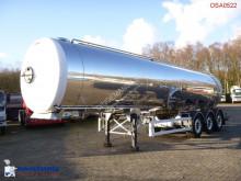 semirremolque Magyar Food tank inox 30 m3 / 1 comp