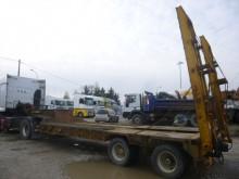 Semi Remorque Porte Engins Essieux Annonces De Semi Remorque - Porte engin occasion 2 essieux