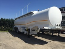 Coder oil/fuel tanker semi-trailer